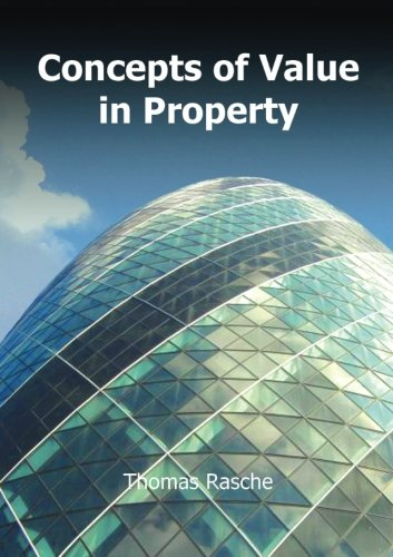 Concepts of Value in Property pdf epub