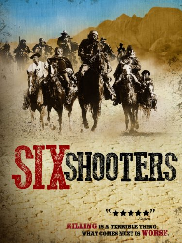 six-shooters
