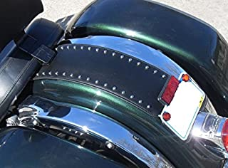 product image for Kawasaki VN1600 1600 Classic Nomad Rear Fender Bib with Studs