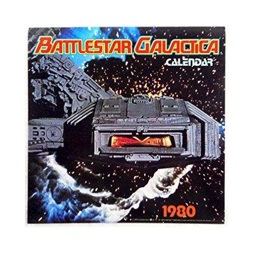 tar Galactica Calendar with 15 Battlestar Galactica Images ()