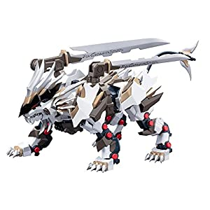 ZOIDS ZA Mugen Liger 1/100 scale ABS-made action figure - 51zWbxx3q8L - ZOIDS ZA Mugen Liger 1/100 scale ABS-made action figure