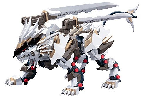 ZOIDS ZA Mugen Liger 1/100 scale ABS-made action figure, used for sale  Delivered anywhere in USA
