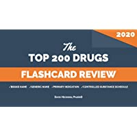 The Top 200 Drugs Flashcard Review for 2020