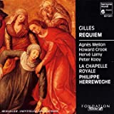 Jean Gilles - Requiem - Diligam Te - Philippe Herreweghe [Import anglais]