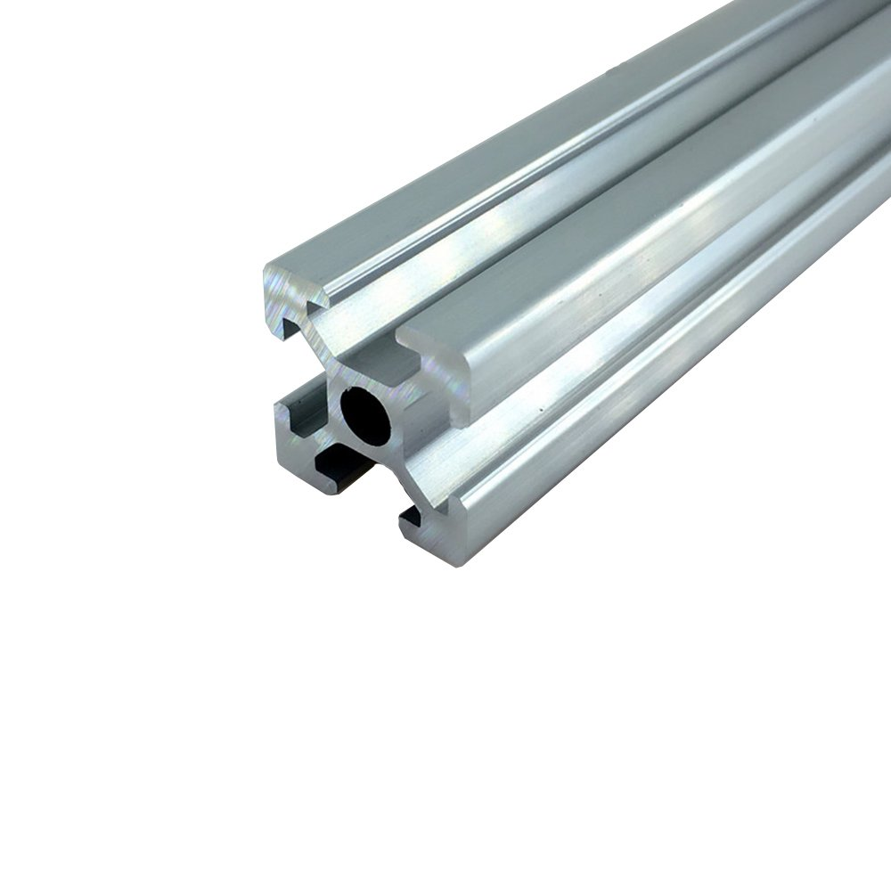 4pcs 2020 800mm 31.49 inch European Standard Linear Rail Anodized Aluminum Profile Extrusion 3D Printer Parts for DIY 3D Printer Workbench