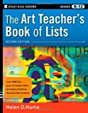img - for The Art Teacher's Book of Lists, 2nd Edition (J-B Ed: Book of Lists) book / textbook / text book