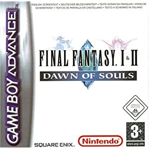 Final Fantasy I & II Dawn of Souls