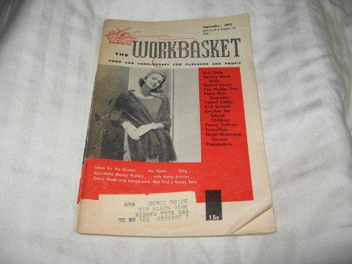 The Workbasket: Home and Needlecraft Magazine, September 1959 (Vol. 24, No. -
