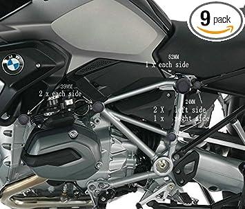 Amazon.com: Bicicleta GP modificado para BMW R1200GS LC GSA ...