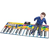 : CP Toys Big Keyboard Fun Playmat with 8 Instruments and 4 Play Modes