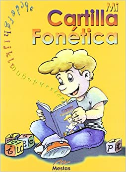Cartilla fonetica, educacion infantil Aprende a Escribir