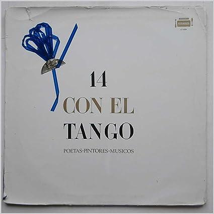 14 Con El Tango [LP]