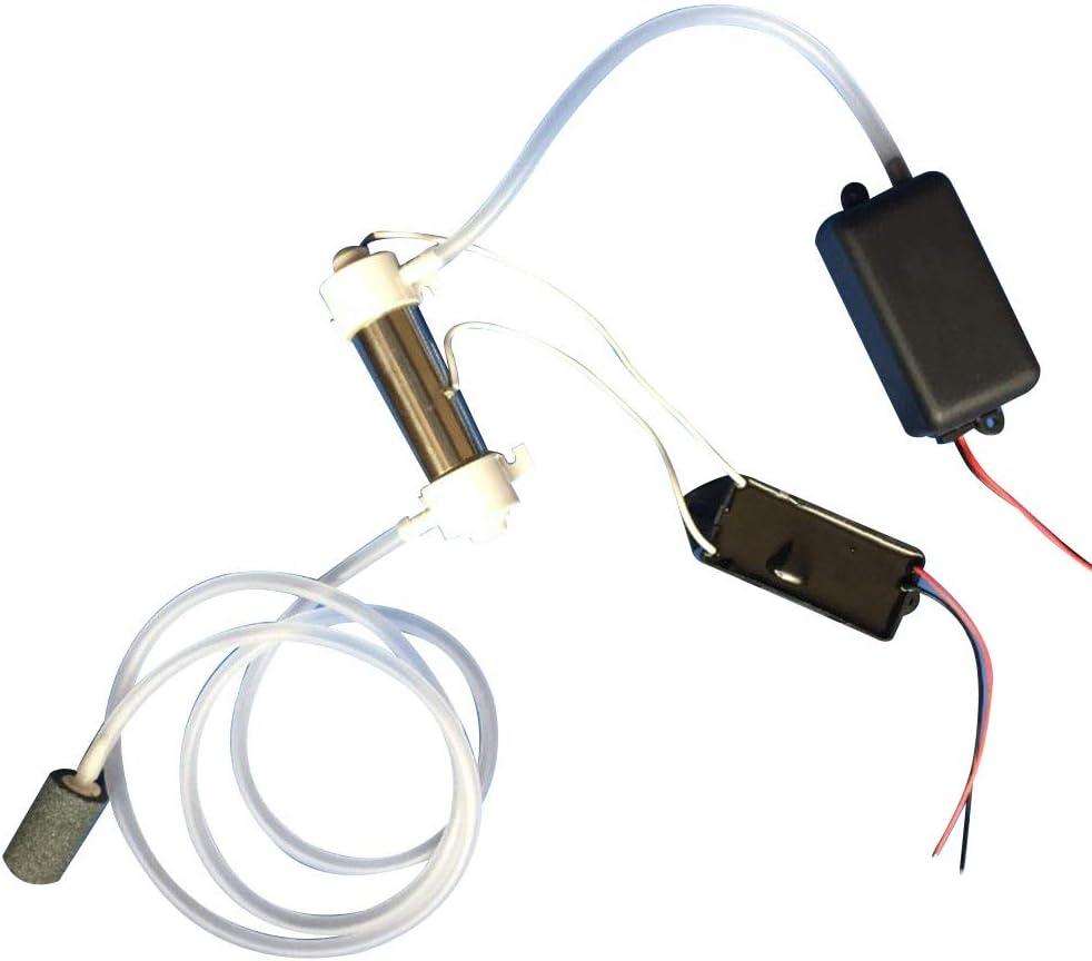 Leoie Purificatore dellozonizzatore dello sterilizzatore dello sterilizzatore dello sterilizzatore dAria dellAcqua del generatore dellozono di AC 220V 500mg HR