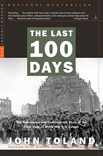 The Last Hundred Days by John Toland