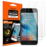 Spigen iPhone 6S Plus 6 Plus Screen Protector Tempered Glass / 2 Pack / Case Friendly for Apple iPhone 6s Plus / iPhone 6 Plus