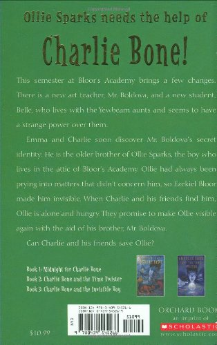 Charlie Bone And The Invisible Boy Pdf