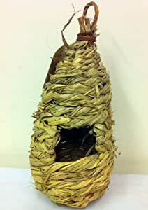 ROOSTER POCKETS. STRAW. NATURAL LOOKING BIRD NESTS. NEW. ECO.