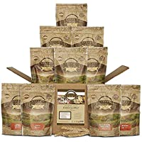Valley Food Storage Long Term Emergency Food - One Month Supply of Healthy Freeze Dried Survival Food (Value Kit)