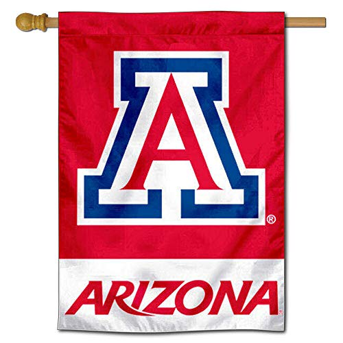 (University of Arizona Wildcats House Flag Banner)