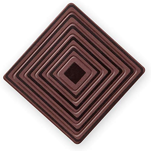 Furniture Pads Furniture Feet Set of 8, 4 Inches Square or Round 3/16 Inches Thick