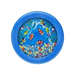 Andoer Ocean Wave Bead Drum Gentle Sea Sound Musical Educational Toy Tool for Baby Kid Child