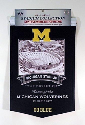Winning Streak NCAA Michigan Wolverines Michigan Stadium Banner ()