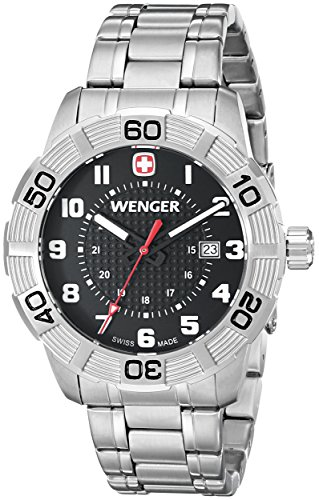 Wenger Mens Dress Watch - 1