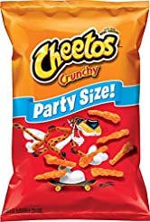 Cheetos Crunchy  Cheese Flavored Snacks,...