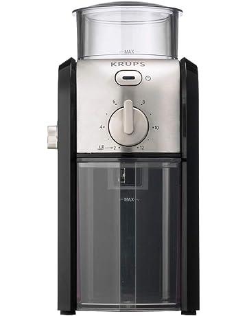 Krups GVX243 Molinillo de café profesional con sistema de muelas con torno-molido y 17