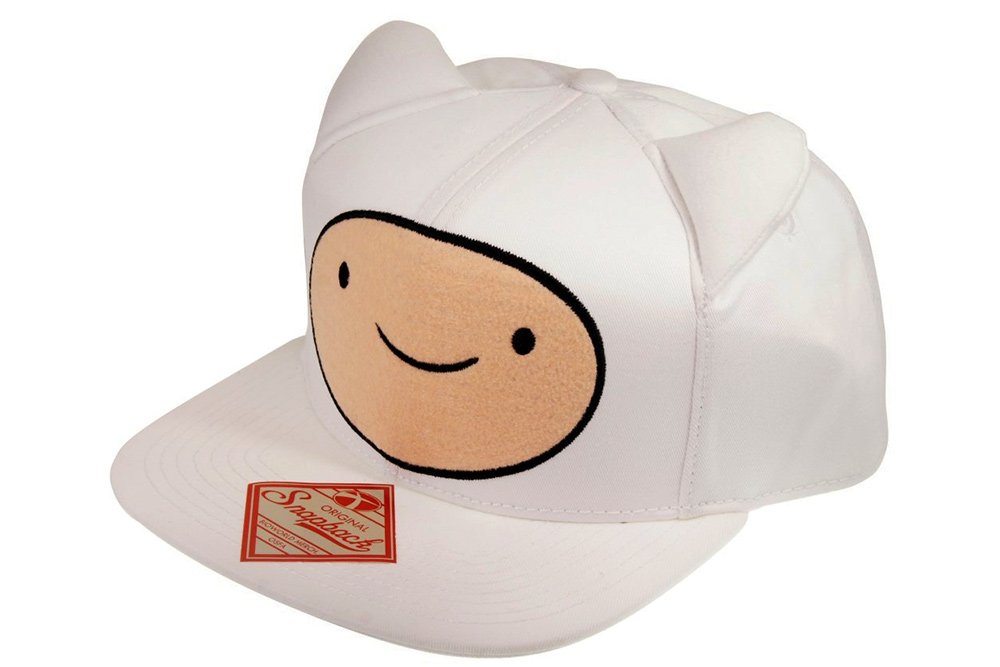 599e76f2a8d Meroncourt Adventure Time Snapback Cap Finn  Amazon.co.uk  Toys   Games