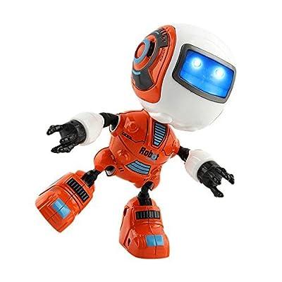 SGOTA Robot with Music Lightening for Children