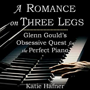 A Romance on Three Legs Audiobook