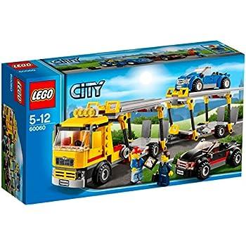 Amazon Lego City Great Vehicles 60060 Auto Transporter Toys