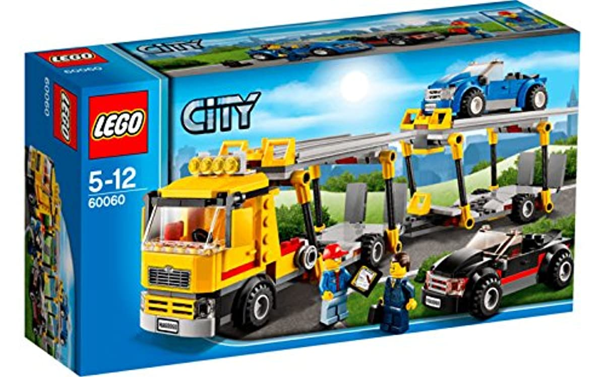 [레고 시티] LEGO City Great Vehicles 60060 Auto Transporter