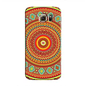 Cover It Up - Bright Indian Ceiling Galaxy S6 Edge PlusHard Case