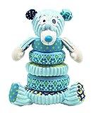 Small World Toys Les Deglingos - Pyramid Bear Infant Toys