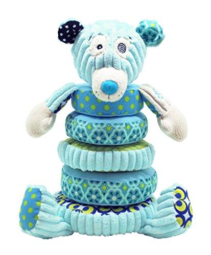 ed3104b0454 Small World Toys Les Deglingos - Pyramid Bear Infant Toys