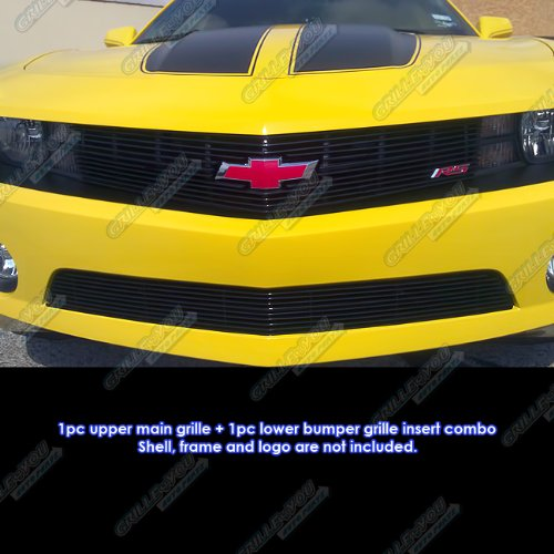 2013 camaro grill insert - 7