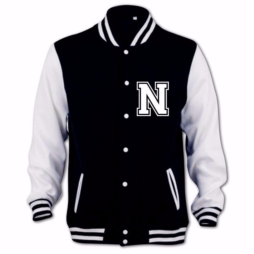 Bang Tidy Clothing Unisex-Adult Niall Horan Fan Jacket Large Black 1132