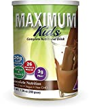 Maximum Kids Complete ORGANIC Powder Mix - Great TASTING, EASY to use, complete