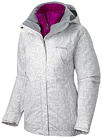 Amazon.com: Columbia Women's Outer West Interchange Jacket