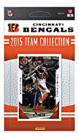 Cincinnati Bengals 2015 Score NFL Football Factory Sealed 12 Card Team Set Including AJ Green, Andy Dalton Plus
