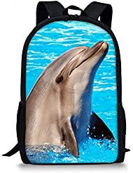 Summeridea Childrens 3D Animal Backpacks Teenagers Back to School