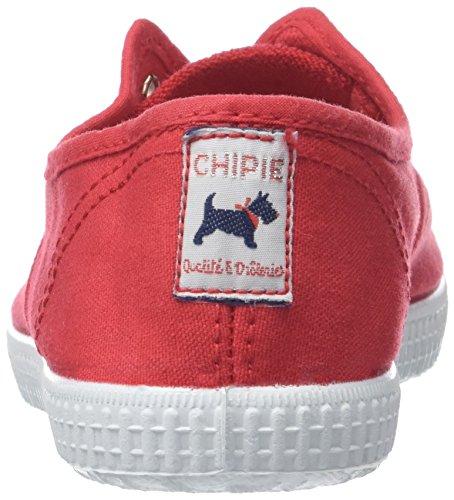 Chipie 747725, Scarpe da Ginnastica Bambini Rosso (Rouge 024)