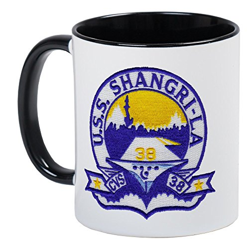 Cafepress Cafepress Uss Shangri La Mug Unique Coffee