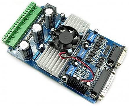 CNC 3Axis TB6560Driver for Engines Step Step 3axles Stepper Motor Print 3d Printer Control Module