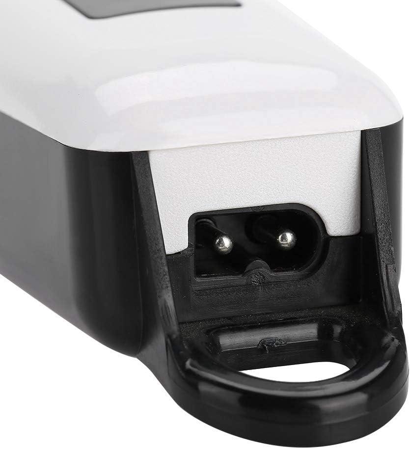 ABS Wei/ßer kabelloser USB-Haarschneidemaschine Wiederaufladbare elektrische Haarschneidemaschine Schneidschneider Stahl