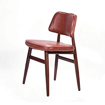 Brilliant Amazon Com Slow Time Shop American Retro Dining Chair Caraccident5 Cool Chair Designs And Ideas Caraccident5Info