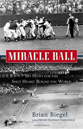 Miracle Ball Heard Round World product image