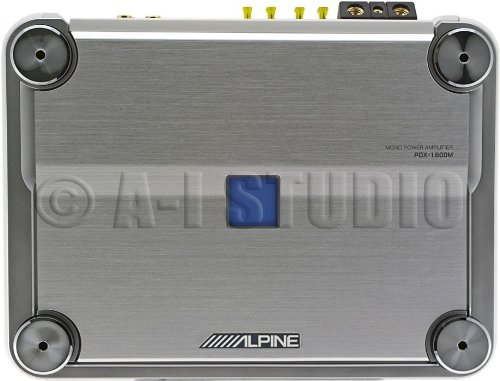 pdx marine mono subwoofer amplifier
